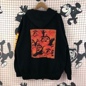 Belly Mumble Rap Black Sweatshirt